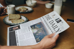 Email Marketing for Newspapers For Title