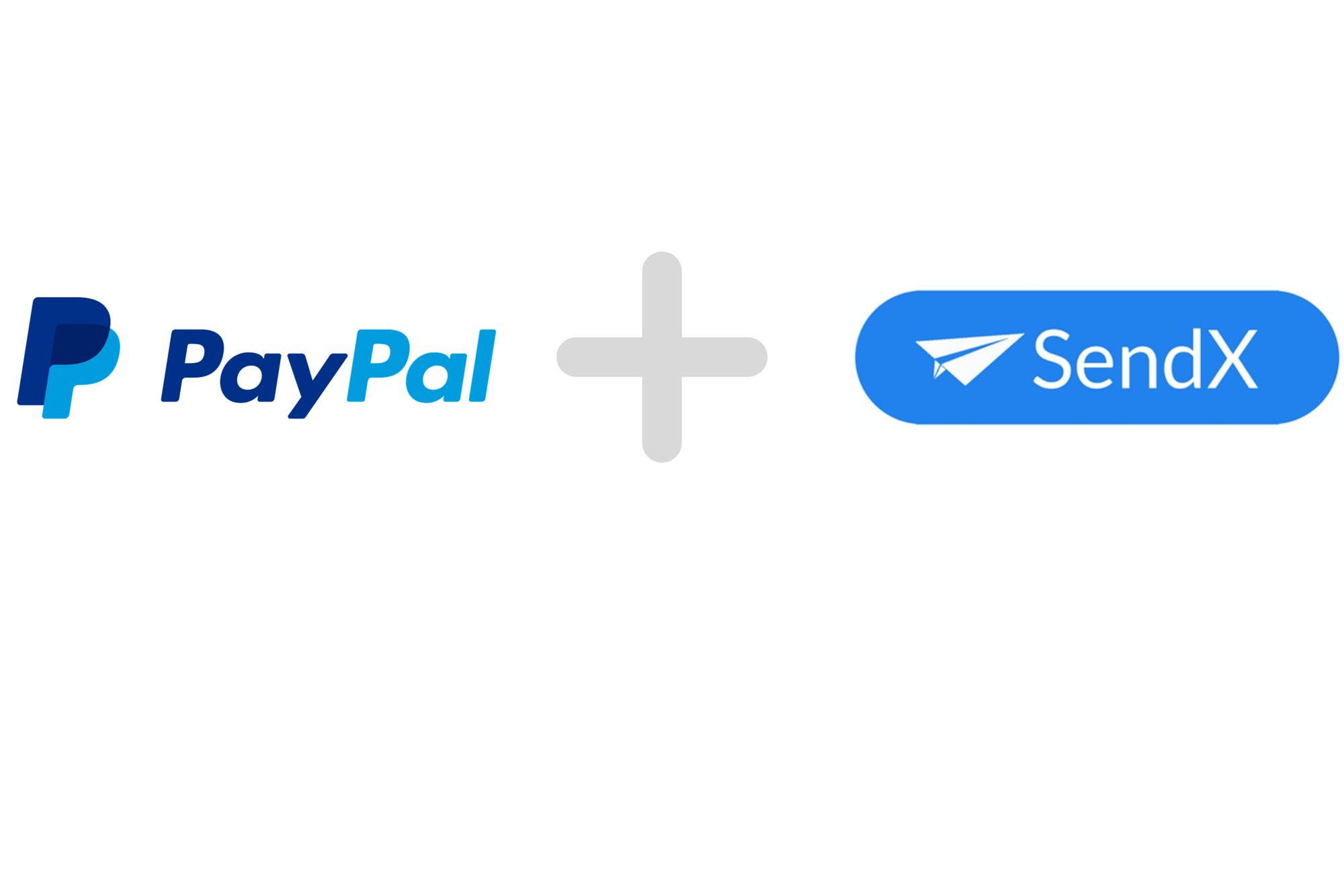 PayPal---SendX