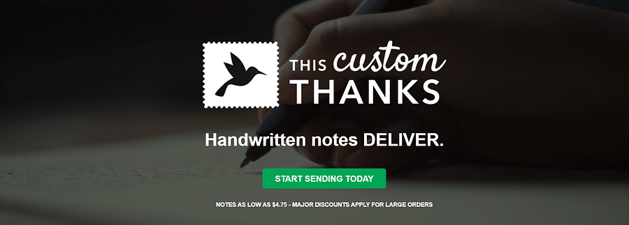one of the best e-commerce tools is thankbot