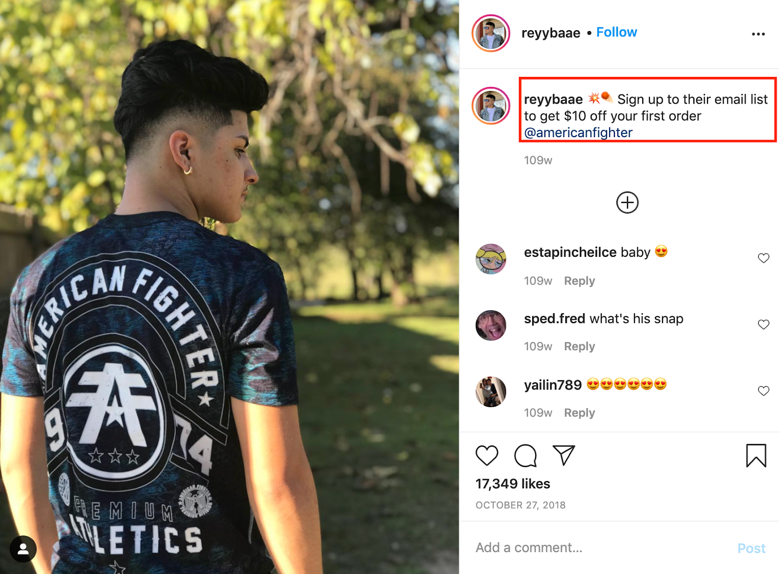 team up with instagram influencers