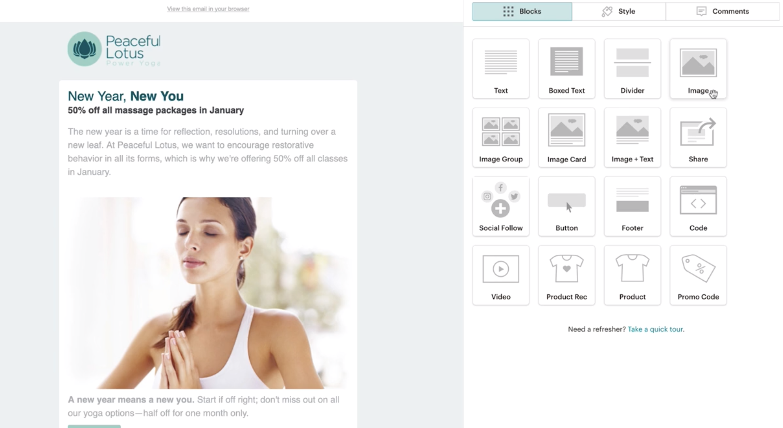 ConvertKit Alternative Mailchimp as an all in one CRM tool