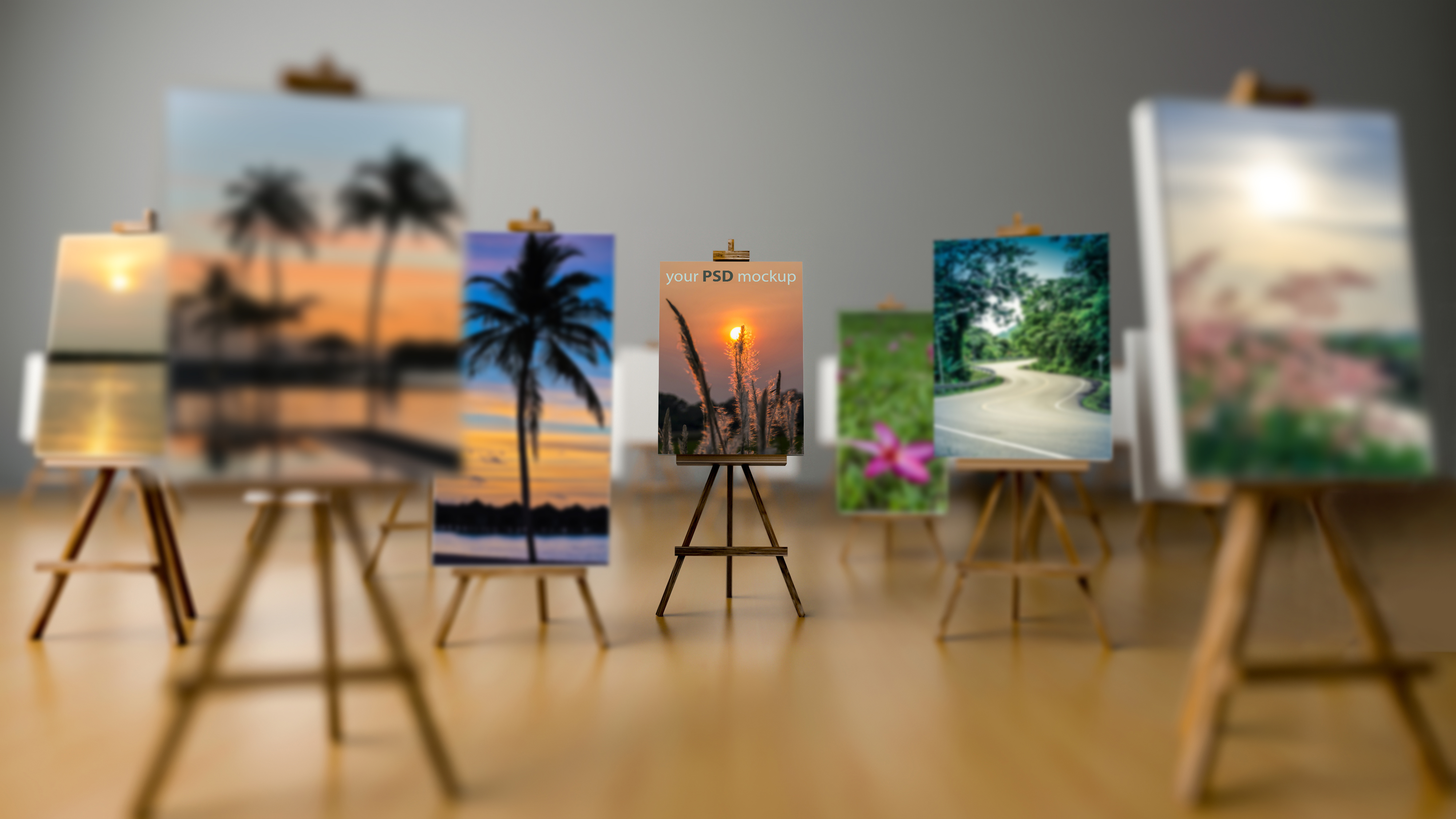 art gallery email marketing